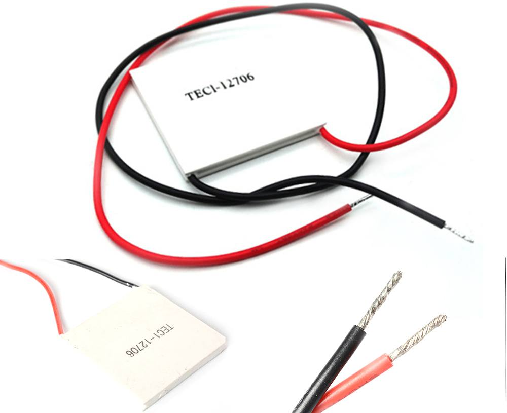 Moduł ogniwo Peltiera TEC1-12706 0-12V 7.5A 90W