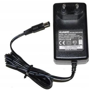 Zasilacz stabilizowany HUAWEI HW-120050E2W 12V 0,5A do doświetlacza podczerwieni